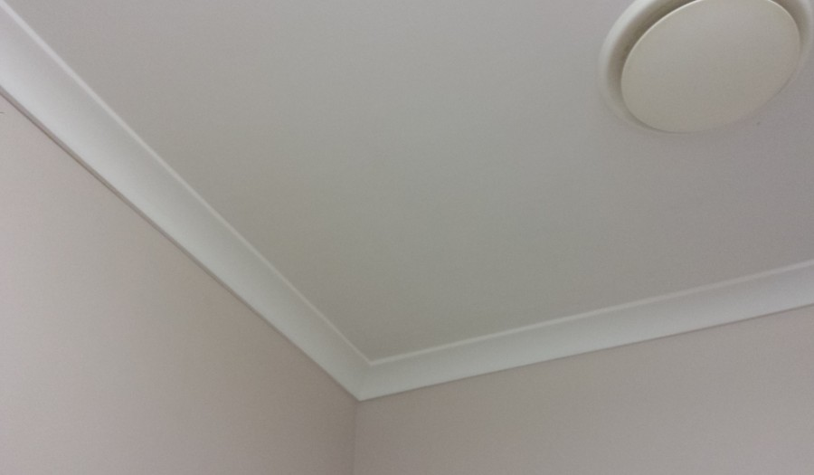 Ceiling Patch After