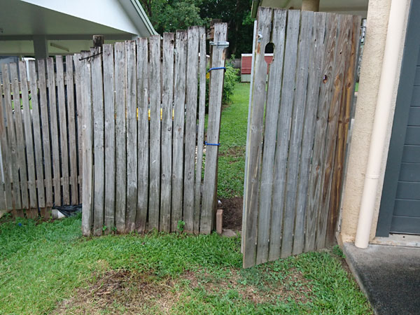 New-Fence